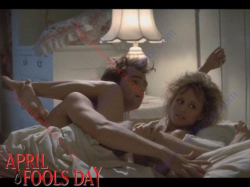 Deborah Goodrich - April Fool's Day - Contortionists 2 - 8X10
