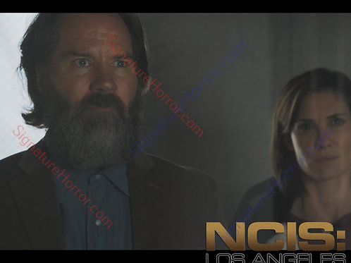BoJesse Christopher - NCIS: Los Angeles 3 - 8X10