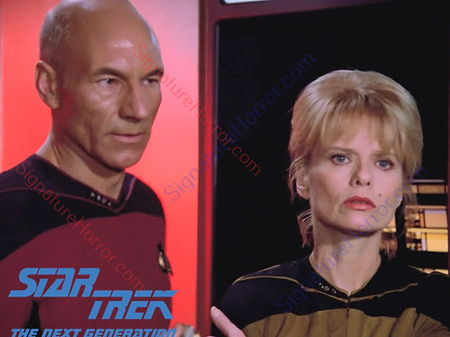 Brooke Bundy - Star Trek: TNG - Engineering 9 - 8X10
