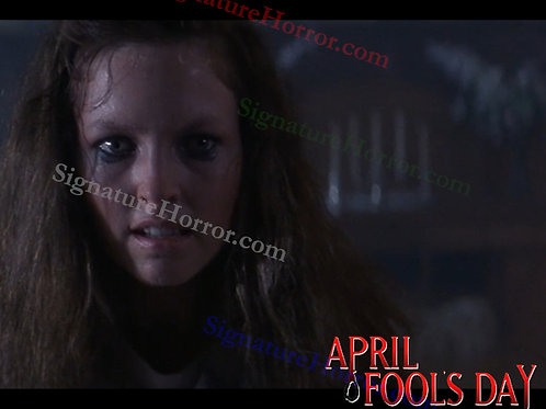 Deborah Foreman - April Fool's Day - Buffy Solo 6 - 8X10