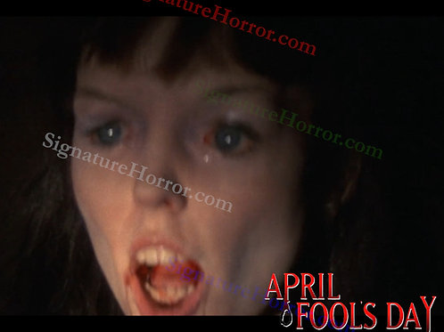 Deborah Foreman - April Fool's Day - Deadhead Muffy - 8X10