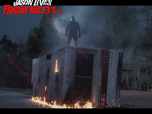 C.J. Graham - Jason Lives: Friday the 13th Part VI - RV 7