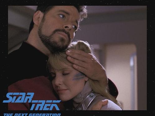 Lisa Wilcox - Star Trek: TNG - Embrace - 8X10
