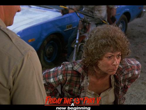 Carol Locatell Friday the 13th Part 5 - Ethel 5 - 8X10