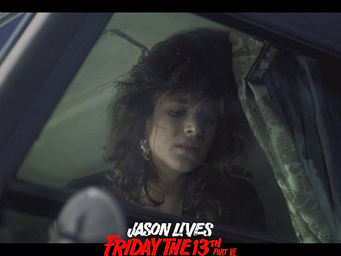 Darcy DeMoss Jason Lives: Friday the 13th Part VI - Out The Window - 8X10