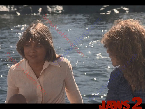 Donna Wilkes - Jaws 2 - The Bottom 2 - 8X10