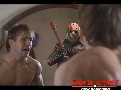 John Shepherd - Friday the 13th Part V - Hallucination 8 - 8X10