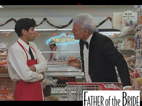 Ira Heiden - Father of the Bride - Discussion - 8X10