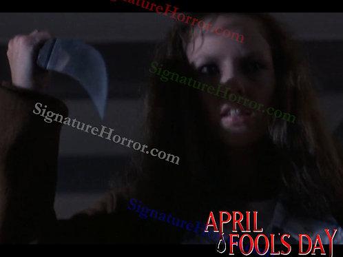 Deborah Foreman - April Fool's Day - Buffy Solo 8 - 8X10