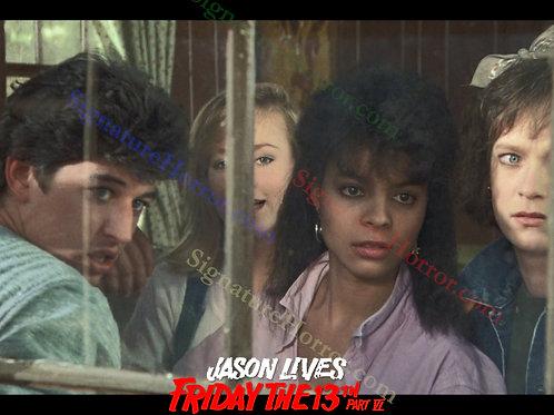 Tom Fridley - Jason Lives: Friday the 13th Part VI - Kids Arrive - 8X10