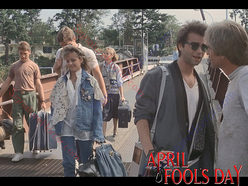 Deborah Goodrich - April Fool's Day - Ferry 6 - 8X10