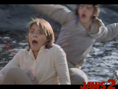 Donna Wilkes - Jaws 2 - Final Attack 2 - 8X10