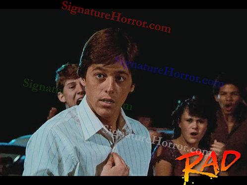 Bill Allen as Cru Jones in RAD - Dance 1 - 8X10