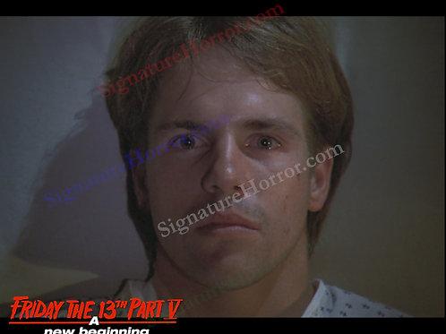 John Shepherd - Friday the 13th Part V - Hospital 10 - 8X10