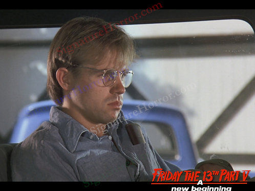 John Shepherd - Friday the 13th Part V - Arrival 7 - 8X10