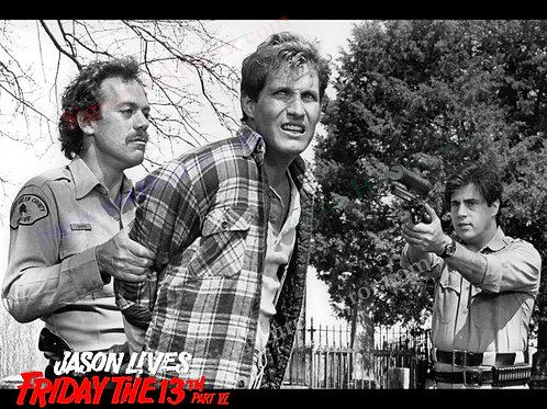 Vinny Guastaferro - Friday the 13th Part VI - Red Dot 8 - 8X10