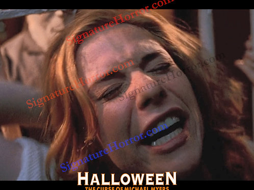 Marianne Hagan - Halloween 6 - Choking with Bars 3 - 8X10