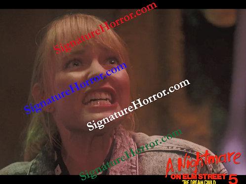 Lisa Wilcox - NOES 5: The Dream Child - Asylum 1 - 8X10