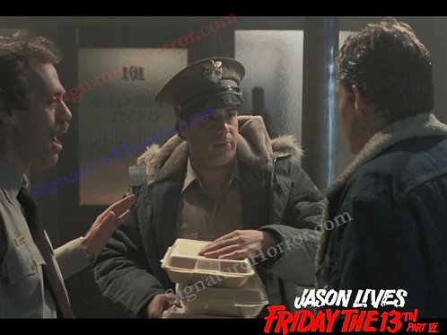 Vinny Guastaferro - Friday the 13th Part VI - Takeout 2 - 8X10