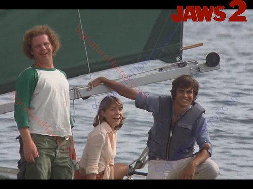 Donna Wilkes - Jaws 2 - Sailing Fun 8 - 8X10
