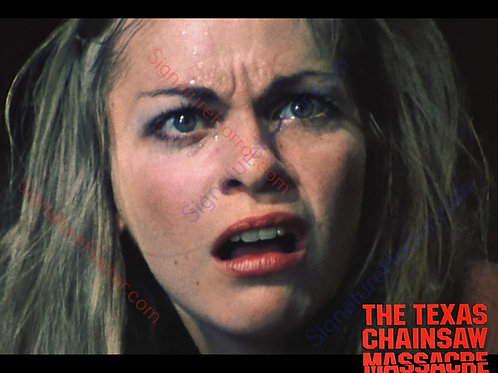 Teri McMinn Texas Chainsaw Massacre - Bone Room 4 - 8X10