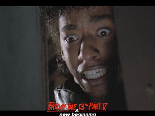 Miguel A Nunez Jr Friday the 13th Part 5 - Fear 1 - 8X10