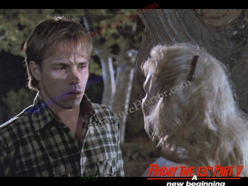 John Shepherd - Friday the 13th Part V - Trailer Park 2 - 8X10