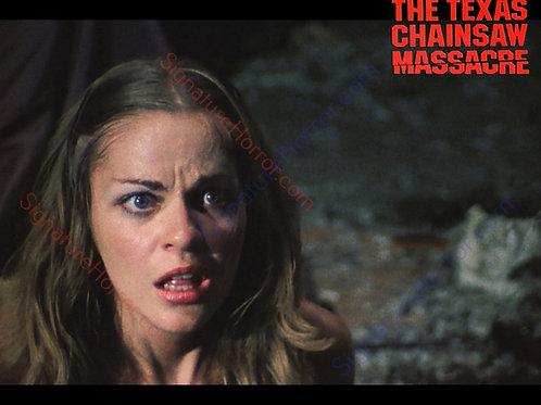Teri McMinn Texas Chainsaw Massacre - Bone Room 2 - 8X10