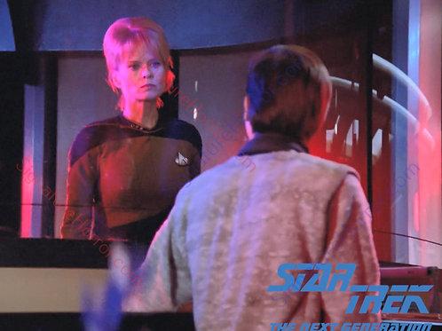 Brooke Bundy - Star Trek: TNG - Engineering 1 - 8X10