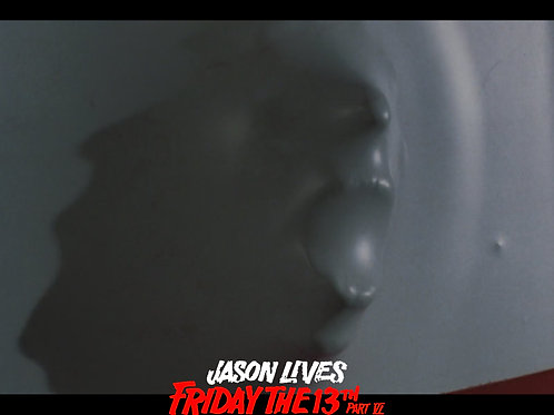 Darcy DeMoss Jason Lives: Friday the 13th Part VI - Imprint 8X10