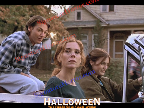 Marianne Hagan - Halloween 6 - In Car with Tim and Beth - 8X10