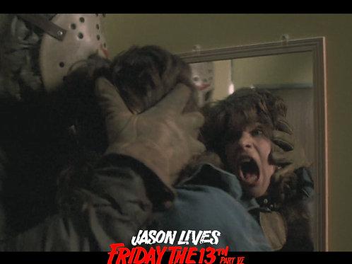 Darcy DeMoss Jason Lives: Friday the 13th Part VI - Mirror Mirror - 8X10
