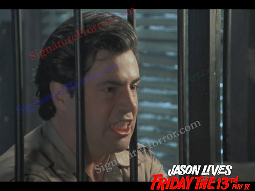 Vinny Guastaferro - Friday the 13th Part VI - In Charge 7 - 8X10