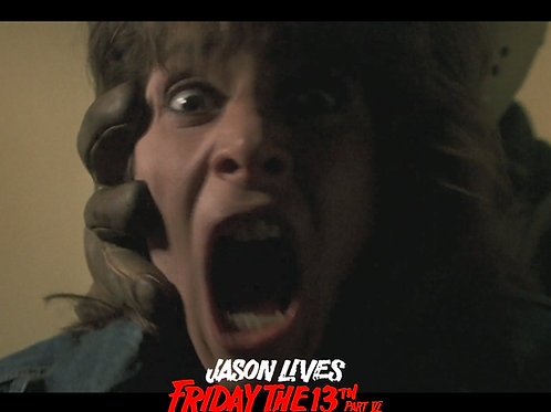 Darcy DeMoss Jason Lives: Friday the 13th Part VI - Ready for My Close Up - 8X10