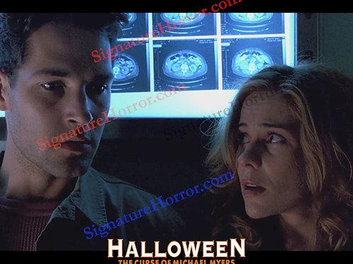 Marianne Hagan - Halloween 6 - Hospital with Tommy 2 - 8X10