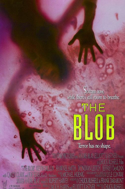 Nick Benson - The Blob Movie Poster - 11X17