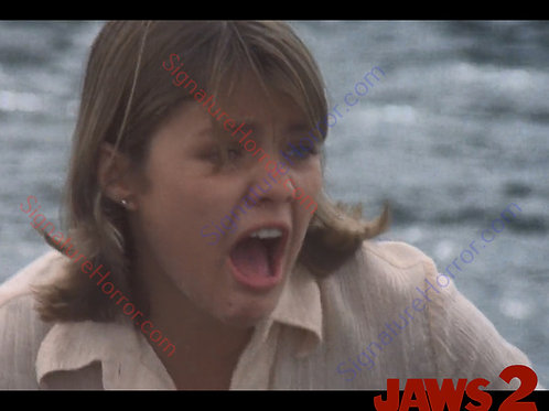 Donna Wilkes - Jaws 2 - Final Attack 6 - 8X10