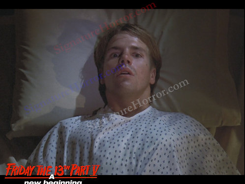 John Shepherd - Friday the 13th Part V - Hospital 12 - 8X10