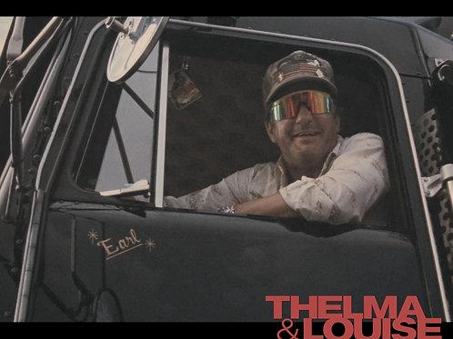 Marco St John Thelma & Louise - Truck Sunglasses 8X10