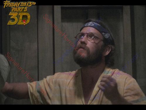 David Katims - Friday the 13th Part 3 - Outhouse 3 - 8X10