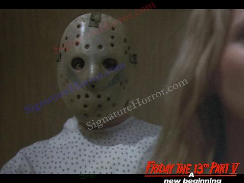 John Shepherd - Friday the 13th Part V - Hospital 19 - 8X10