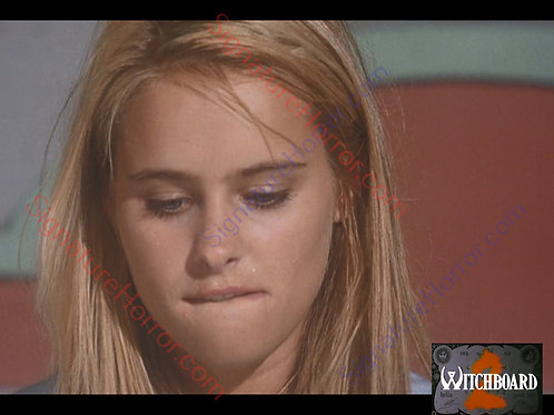 Ami Dolenz - Witchboard 2 - Overslept 4 - 8X10