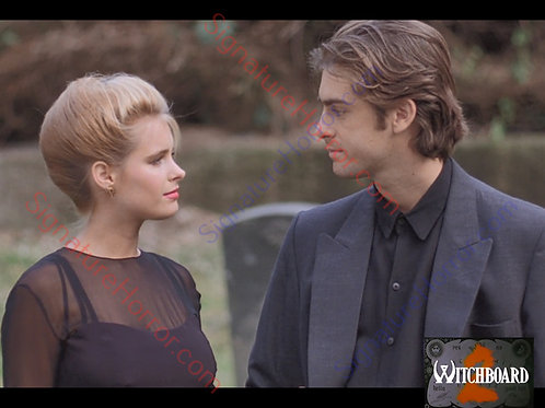 Ami Dolenz - Witchboard 2 - Funeral 2 - 8X10
