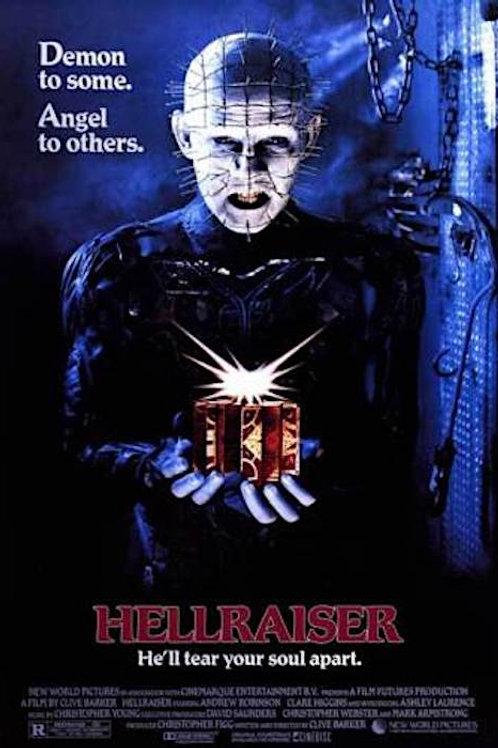 """Hellraiser 24""""X36"""" Poster"""