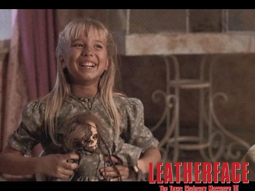 Jennifer Banko - Leatherface: TCM III - Laugh - 8X10