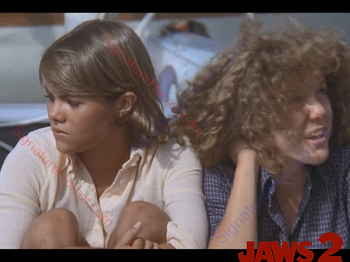 Donna Wilkes - Jaws 2 - Stranded 2 - 8X10