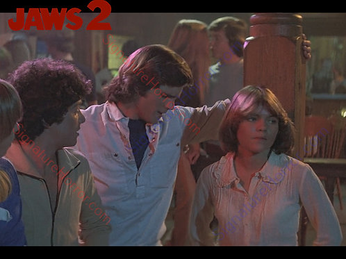 Donna Wilkes - Jaws 2 - Bar 2 - 8X10