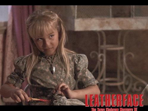 Jennifer Banko - Leatherface: TCM III - Look 5 - 8X10