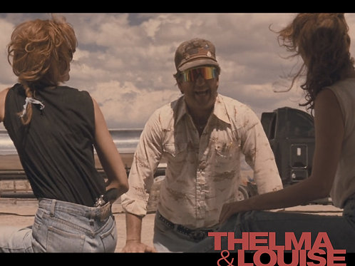 Marco St John Thelma & Louise - With Thelma and Louise 8X10