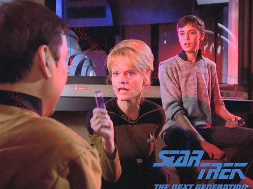 Brooke Bundy - Star Trek: TNG - Engineering 2 - 8X10